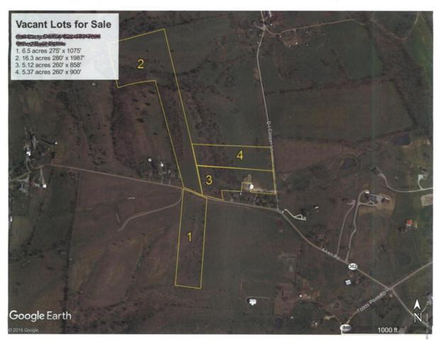 Lot 3 Aiken Rd, Simpsonville, KY 40067 (#1495080) :: Team Panella