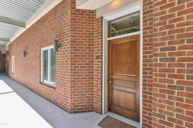 2011 Frankfort Ave #210, Louisville, KY 40206 (#1505677) :: Segrest Group