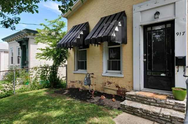 917 Mulberry St, Louisville, KY 40217 (#1511348) :: Team Panella