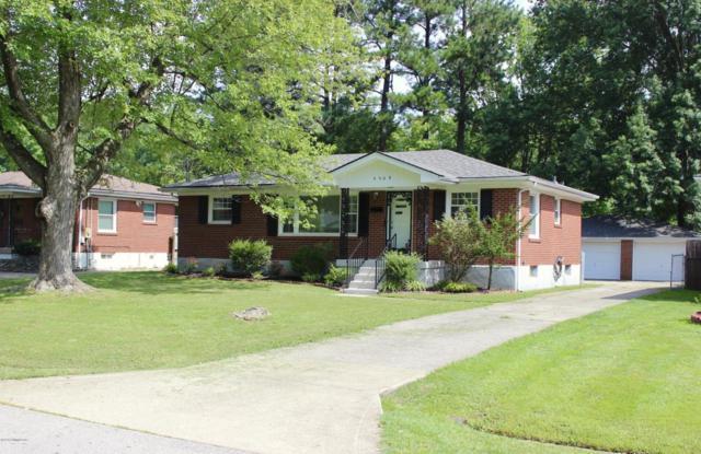 5509 Shorewood Dr, Louisville, KY 40214 (#1511434) :: Segrest Group