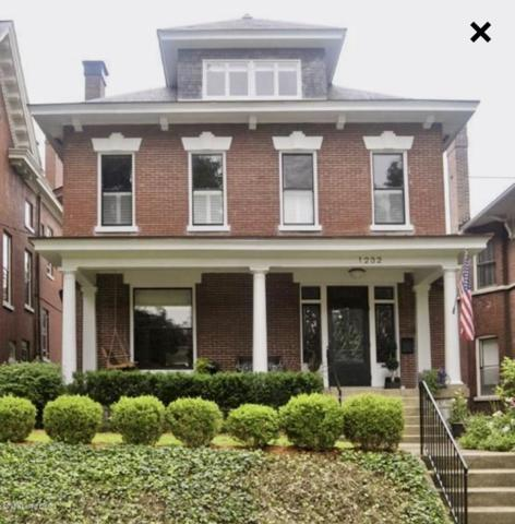 1232 Cherokee Rd, Louisville, KY 40204 (#1515169) :: Segrest Group