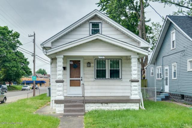 1136 Forrest St, Louisville, KY 40217 (#1531805) :: The Sokoler-Medley Team