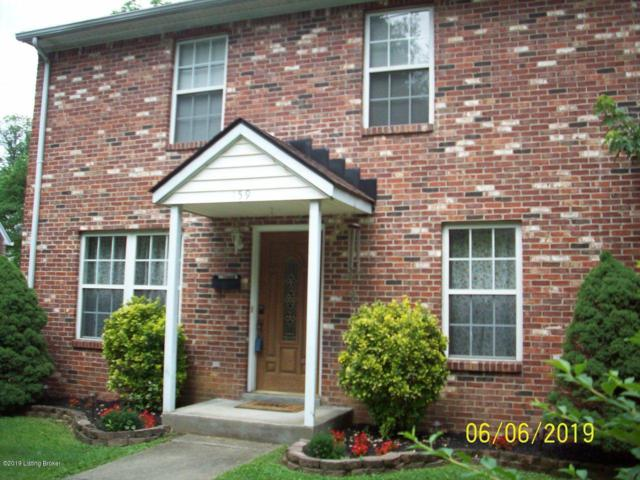 159 N Ewing Ave, Louisville, KY 40206 (#1534115) :: The Sokoler-Medley Team