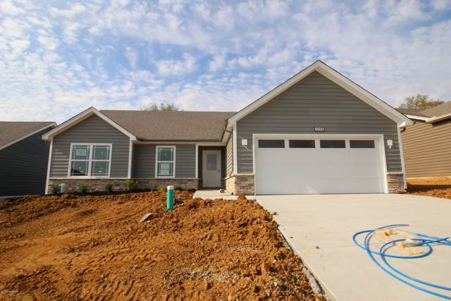 1508 Park-Land Trail, Jeffersonville, IN 47130 (#1544987) :: The Price Group