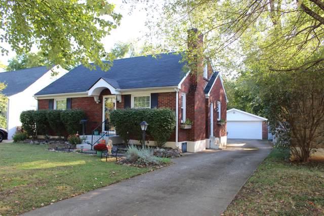 115 Bonner Ave, Louisville, KY 40207 (#1545497) :: Team Panella