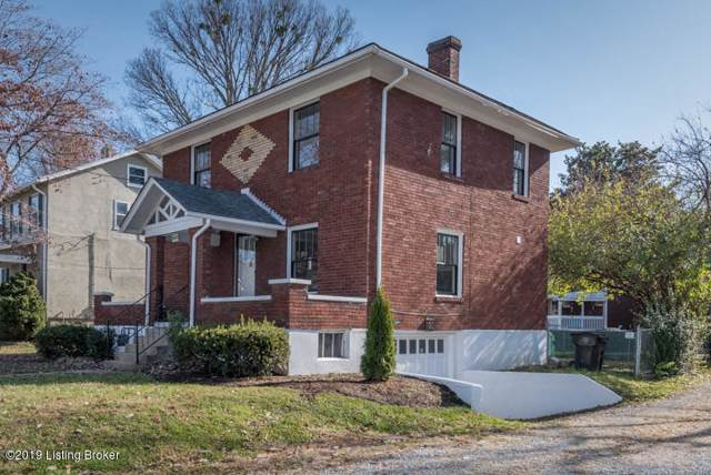 3008 Wentworth Ave, Louisville, KY 40206 (#1548774) :: The Sokoler-Medley Team