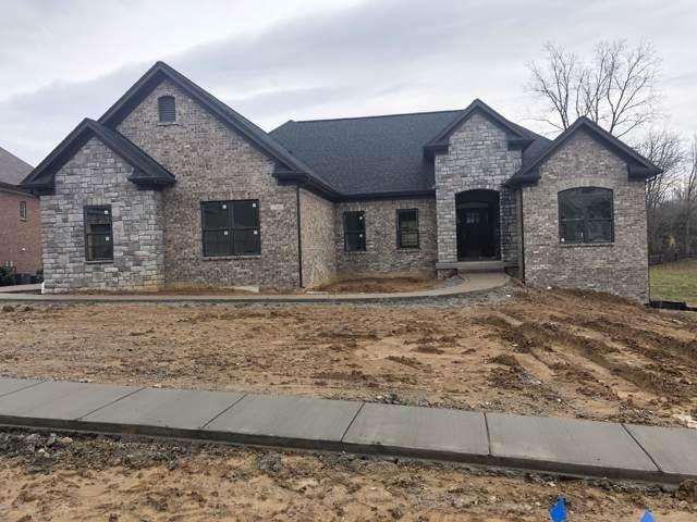 Lot 25 Dove Point Estates, Louisville, KY 40299 (#1549287) :: The Sokoler-Medley Team