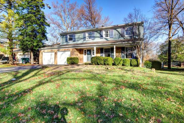 3911 Benje Way, Louisville, KY 40241 (#1551304) :: The Sokoler-Medley Team