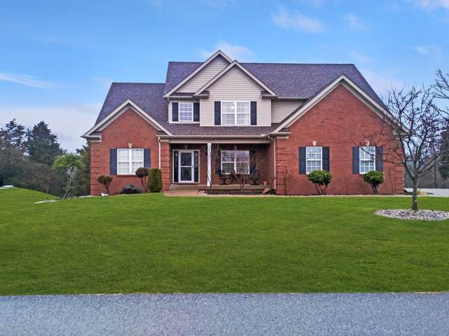 64 Pimlico Ridge, Pendleton, KY 40055 (#1552763) :: At Home In Louisville Real Estate Group