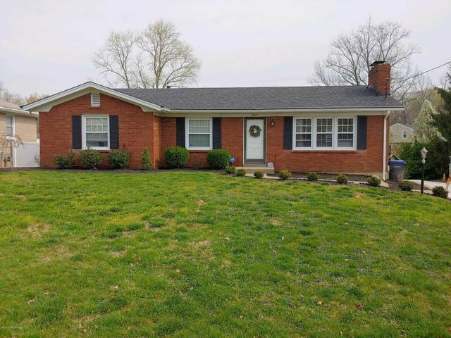 4411 Southridge Dr, Louisville, KY 40272 (#1556222) :: Team Panella