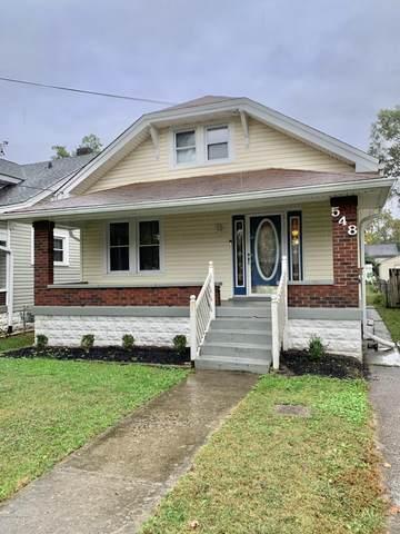 548 E Barbee Ave, Louisville, KY 40217 (#1572054) :: Team Panella