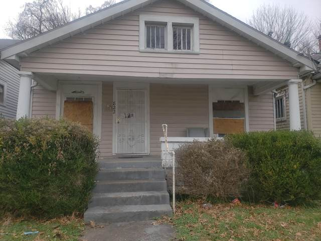 822 Sutcliffe Ave, Louisville, KY 40211 (#1574713) :: At Home In Louisville Real Estate Group