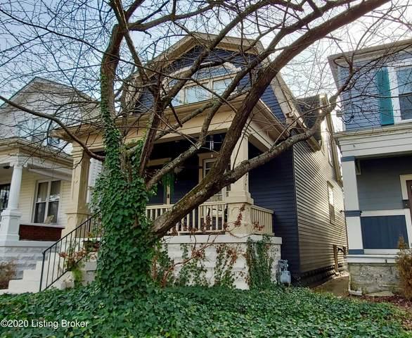 1920 Bonnycastle Ave, Louisville, KY 40205 (#1576034) :: Impact Homes Group
