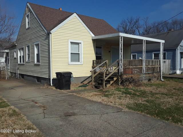 1203 Carrico Ave, Louisville, KY 40215 (#1577237) :: Impact Homes Group