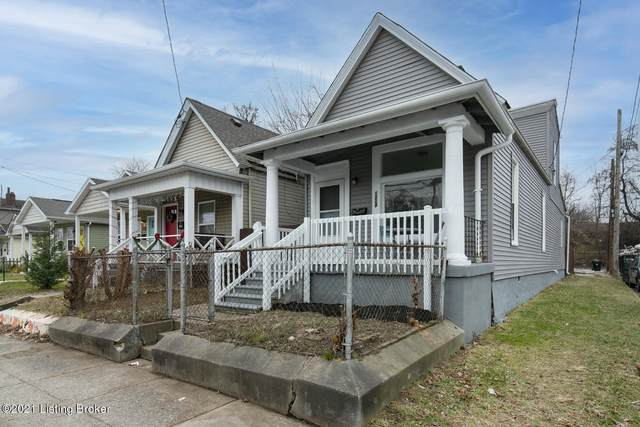 1228 S Preston St, Louisville, KY 40203 (#1577326) :: At Home In Louisville Real Estate Group