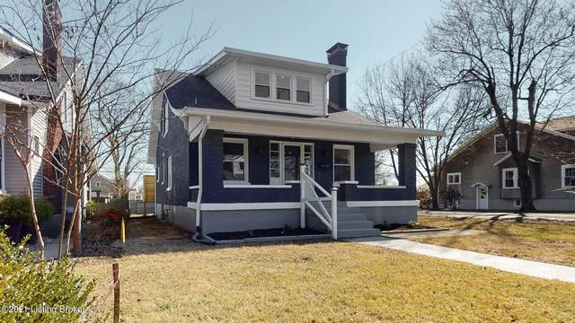 2216 Weber Ave, Louisville, KY 40205 (#1580195) :: Impact Homes Group