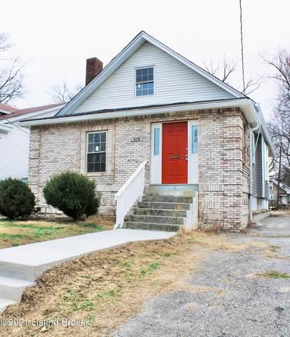 619 Cecil Ave, Louisville, KY 40211 (#1580711) :: Team Panella