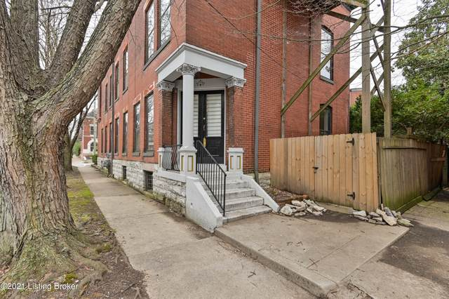 206 W Burnett Ave, Louisville, KY 40208 (#1581342) :: Team Panella