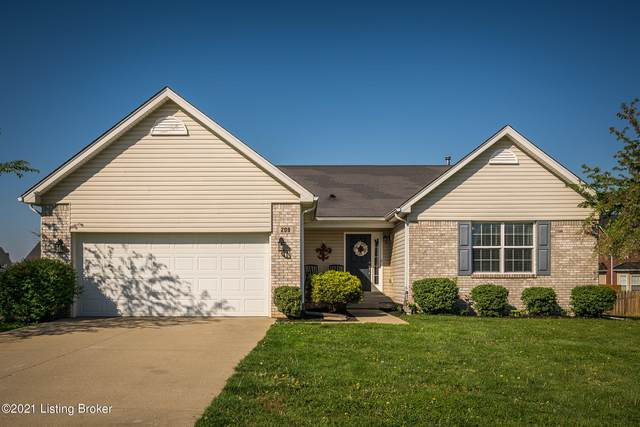 209 Crown Ct, Mt Washington, KY 40047 (#1583636) :: The Sokoler Team