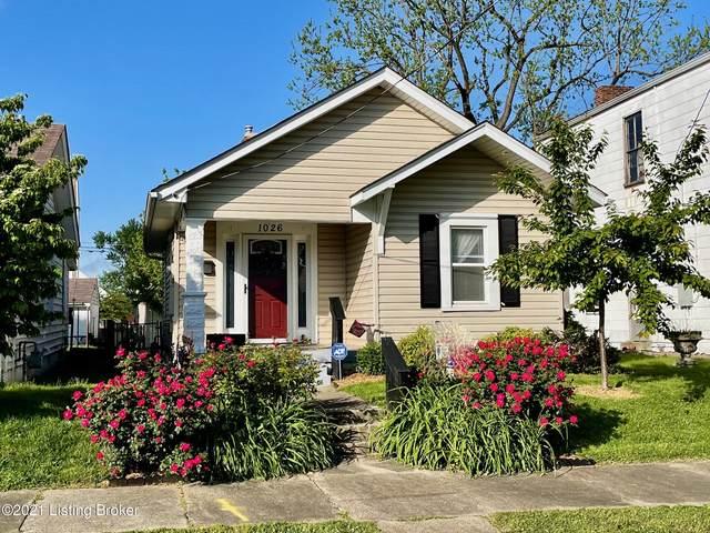 1026 Forrest St, Louisville, KY 40217 (#1584694) :: The Stiller Group