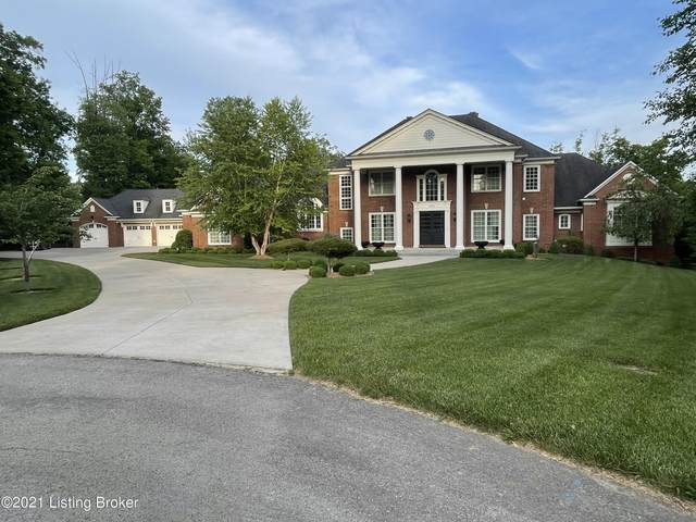 5200 Blakely Ridge Rd, Louisville, KY 40222 (#1587028) :: Team Panella