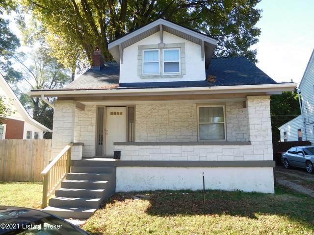 108 N Shawnee Terrace, Louisville, KY 40212 (#1588800) :: Trish Ford Real Estate Team | Keller Williams Realty