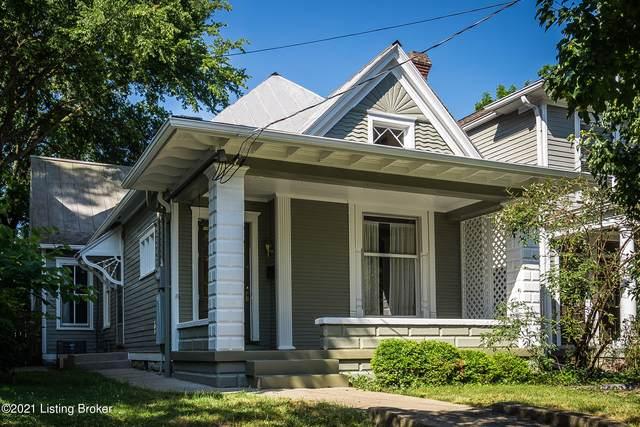 1134 Everett Ave, Louisville, KY 40204 (#1590453) :: The Sokoler Team