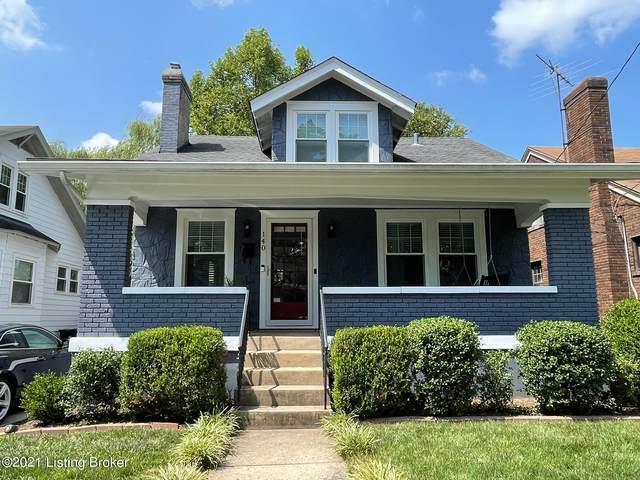 140 Weisser Ave, Louisville, KY 40206 (#1592641) :: The Sokoler Team