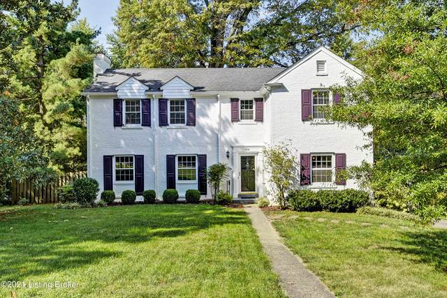 436 Country Ln, Louisville, KY 40207 (#1592966) :: Herg Group Impact