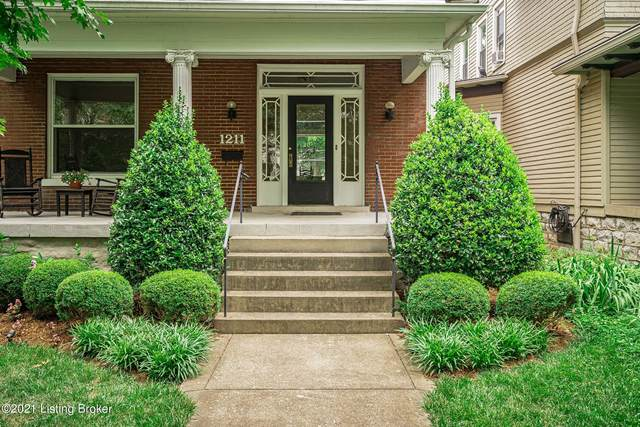 1211 Everett Ave, Louisville, KY 40204 (#1595860) :: The Price Group