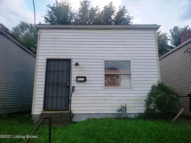 2632 Duncan St, Louisville, KY 40212 (#1598710) :: Herg Group Impact