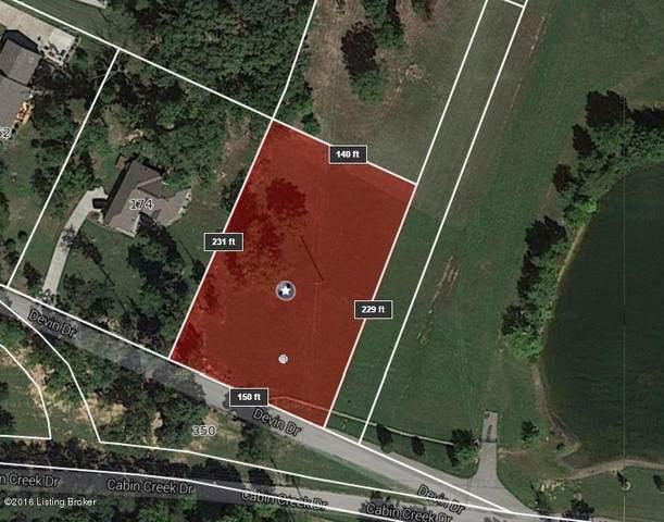 Lot 1 Devin Dr, Brooks, KY 40109 (#1385589) :: Trish Ford Real Estate Team | Keller Williams Realty