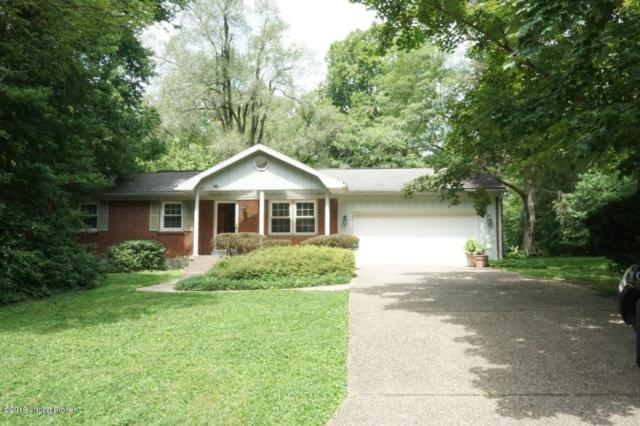8129 Old Mill Rd, Pewee Valley, KY 40056 (#1509427) :: Segrest Group