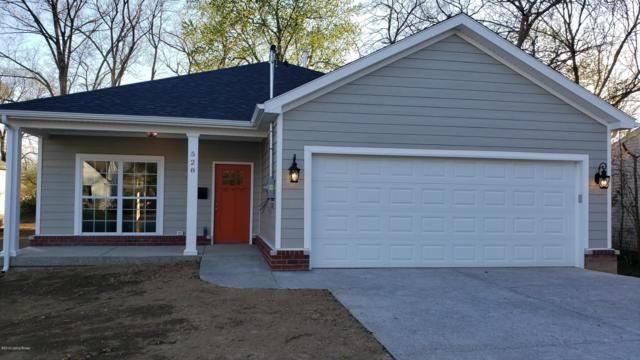 528 Fountain Ave, Louisville, KY 40222 (#1525191) :: At Home In Louisville Real Estate Group