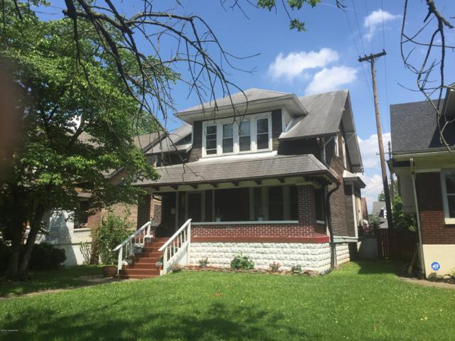 339 S Shawnee Terrace, Louisville, KY 40212 (#1533971) :: The Sokoler-Medley Team