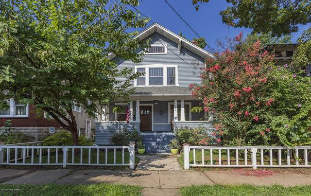 124 S Bayly Ave, Louisville, KY 40206 (#1563533) :: Team Panella