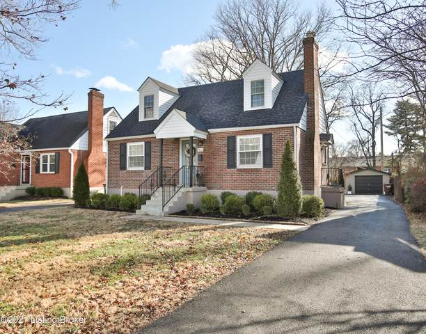3812 Ormond Rd, Louisville, KY 40207 (#1577427) :: At Home In Louisville Real Estate Group
