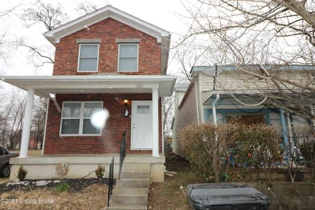 2317 Cedar St, Louisville, KY 40212 (#1577537) :: Trish Ford Real Estate Team | Keller Williams Realty