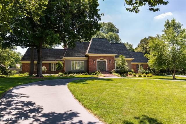 8900 Cromwell Hill Rd, Louisville, KY 40222 (#1588427) :: The Sokoler Team