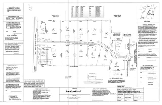 Lot#6 Whistling Oaks Dr, Glendale, KY 42740 (#1484018) :: The Sokoler-Medley Team