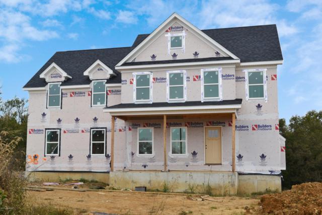 4601 Deer Creek Pl Lot 38, Smithfield, KY 40068 (#1514178) :: The Stiller Group