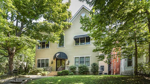 927 Cherokee Rd 4D, Louisville, KY 40204 (#1568370) :: The Price Group