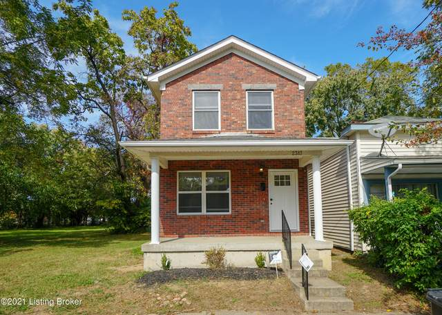 2317 Cedar St, Louisville, KY 40212 (#1577537) :: At Home In Louisville Real Estate Group