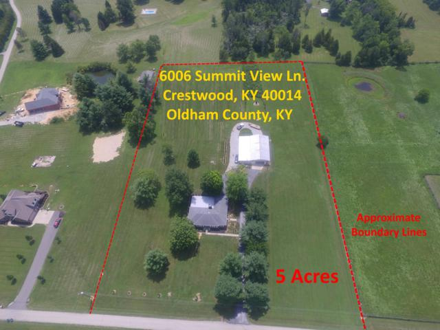 6006 Summit View Ln, Crestwood, KY 40014 (#1528123) :: The Sokoler-Medley Team