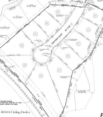 Lot 61 Pointview Ct, Louisville, KY 40299 (#1464348) :: The Stiller Group