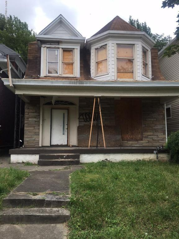 719 S 24th St, Louisville, KY 40211 (#1480023) :: The Elizabeth Monarch Group