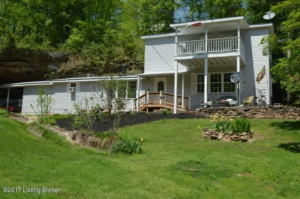 340 Rolling Stone Acres Ln, Leitchfield, KY 42754 (#1481041) :: The Stiller Group