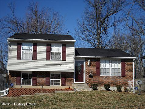 4505 Arroyo Trail #1, Louisville, KY 40229 (#1481808) :: Team Panella