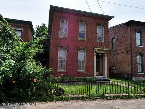 426 W Oak St, Louisville, KY 40203 (#1482543) :: Team Panella