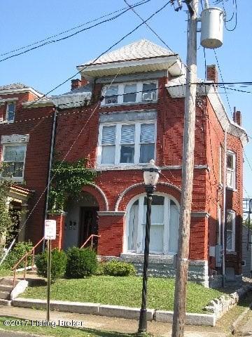 615 W Saint Catherine, Louisville, KY 40203 (#1483195) :: Team Panella